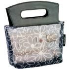Mesh Tote Cosmetic Bag Personalized
